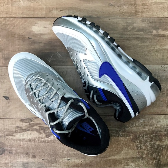 *New* Nike Air Max 97BW Metallic Silver NWT
